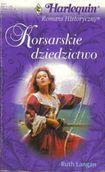 Książka Korsarskie dziedzictwo