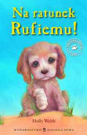 Książka Na ratunek Rufiemu