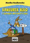 Książka Kangurek Niko i zadania matematyczne dla klasy II