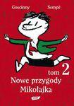 Książka Nowe przygody Mikołajka T.2