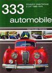Książka 333 automobile. Pojazdy zabytkowe z lat 1886-1975