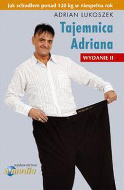 Książka Tajemnica Adriana