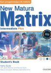 Książka New Matura Matrix. Intermediate. Student's Book. Podręcznik