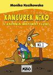 Książka Kangurek Niko i zadania matematyczne dla klasy I