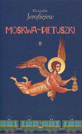 Książka Moskwa Pietuszki