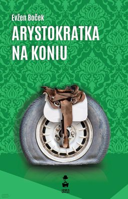 Książka Arystokratka na koniu