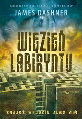 Książka Więzień labiryntu