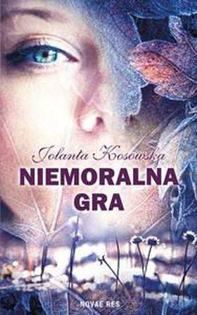 Książka Niemoralna gra