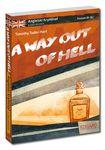 Książka A way out of hell. Angielski kryminał z ćwiczeniami