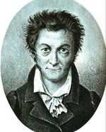 """Ernst Theodor Wilhelm Hoffmann """"E.T.A. Hoffmann, Ernst Theodor Amadeus Hoffmann"""""""