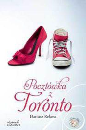 Książka Pocztówka z Toronto