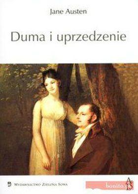 Książka Duma i uprzedzenie
