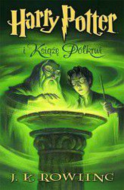 Książka Harry Potter i Książę Półkrwi