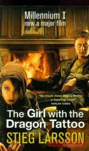 Girl with the Dragon Tattoo Film tie-in