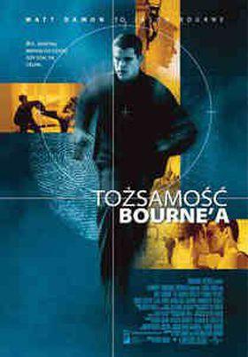 Książka Tożsamość Bourne'a