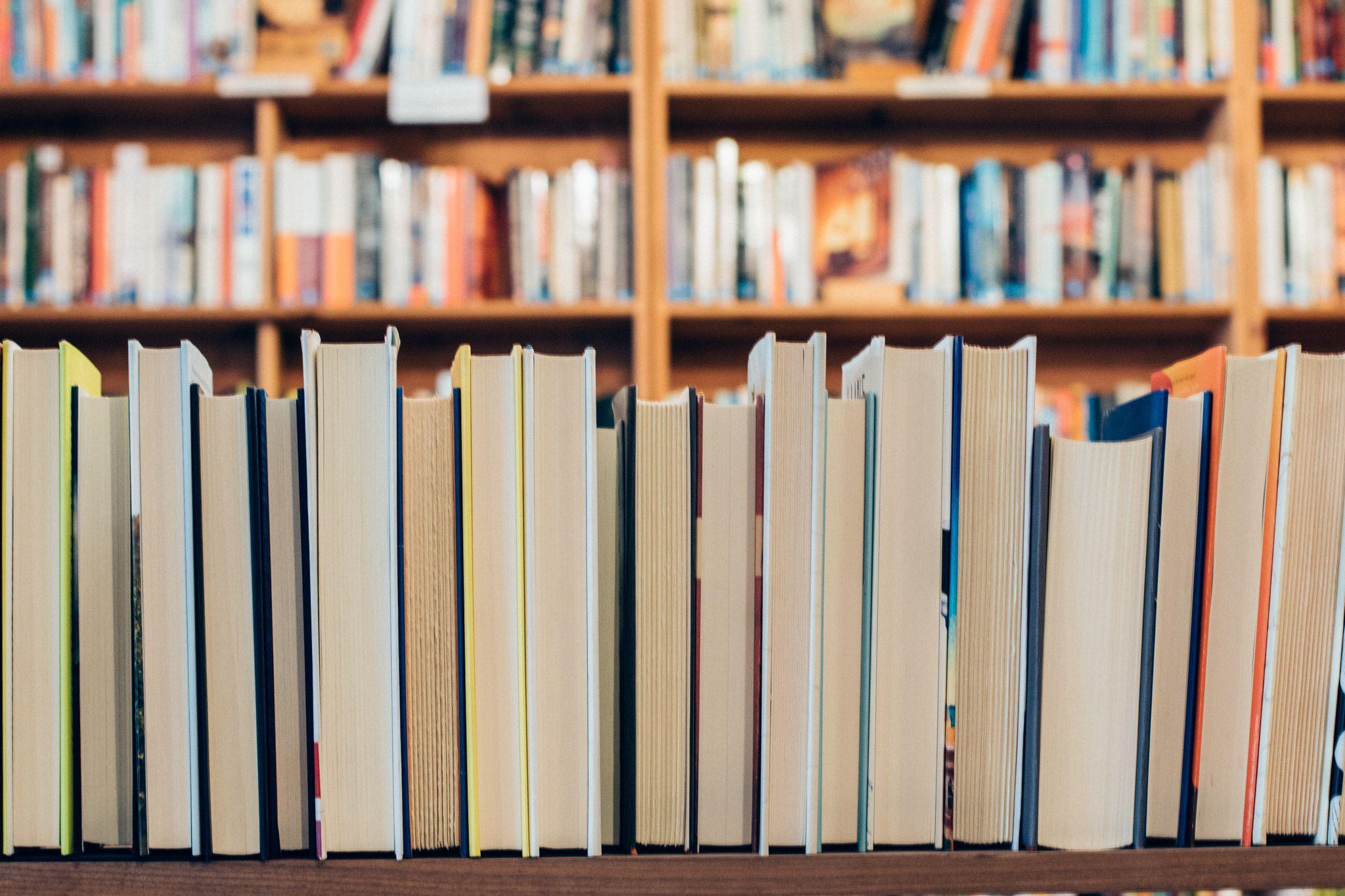Książki, które znalazły się na czele list TOP 2018.