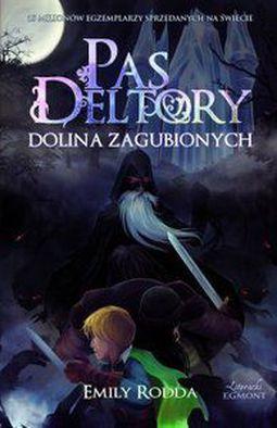 Książka Pas Deltory. Dolina Zaginionych