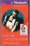 Książka Doktor z wyższych sfer