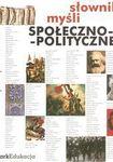 Książka Słownik myśli społeczno-politycznej