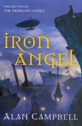 Książka Iron Angel