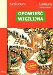 Książka Opowieść wigilijna z opracowaniem