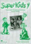 Książka SuperKids 1 : podręcznik dla szkoły podstawowej : zeszyt ćwiczeń