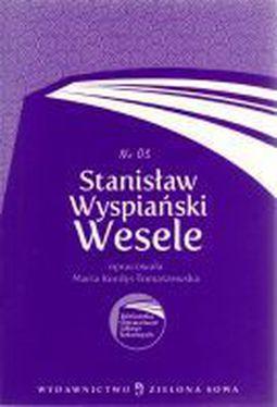 Książka Wesele