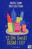 Książka 12 dni świąt Dasha i Lily
