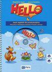 Książka Hello! Starter Język angielski dla przedszkolaków Karty pracy