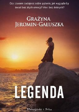 Książka Legenda
