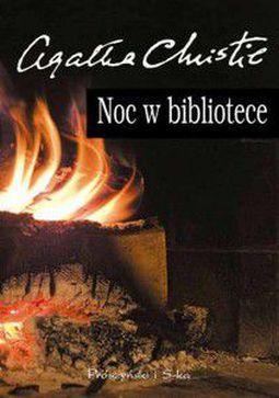 Książka Noc w bibliotece