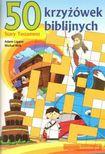 Książka 50 krzyżówek biblijnych. Stary Testament
