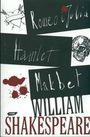 Książka Hamlet, Makbet, Romeo i Julia