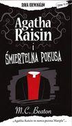 Książka Agatha Raisin i śmiertelna pokusa