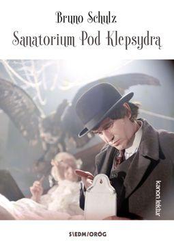 Książka Sanatorium Pod Klepsydrą