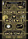 Książka Dżentelmen w Moskwie