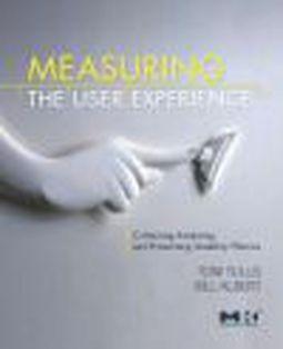 Książka Measuring the User Experience