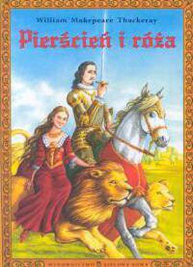 Książka Pierścień i róża czyli historia Lulejki i Bulby