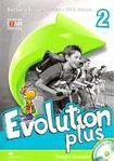 Książka Evolution Plus 2. Zeszyt ćwiczeń