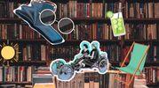 Biblioteka na rowerze