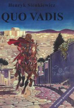 Książka Quo Vadis