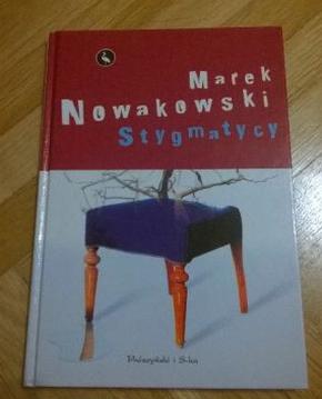 Stygmatycy - Marek Nowakowski