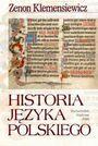 Książka Historia języka polskiego