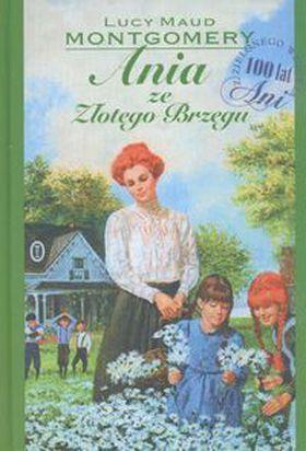 Książka Ania ze Złotego Brzegu
