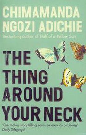 Książka Thing Around Your Neck