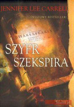 Książka Szyfr Szekspira