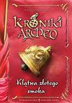 Książka Kroniki Archeo.Klatwa złotego smoka