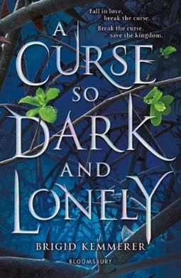 Książka A Curse So Dark and Lonely