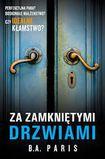 Książka Za zamkniętymi drzwiami