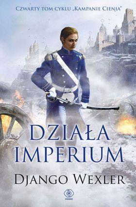 Książka Działa Imperium
